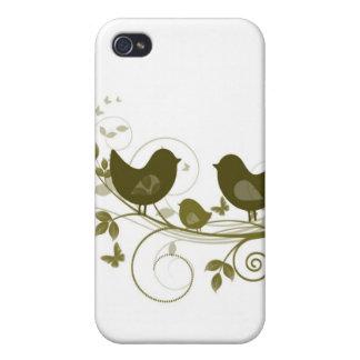 Love Birds Iphone Case iPhone 4 Case