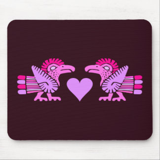 Love Birds mousepad - customizable
