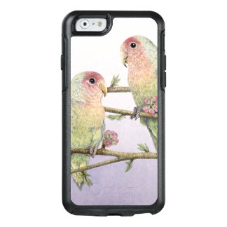 Love Birds OtterBox iPhone 6/6s Case