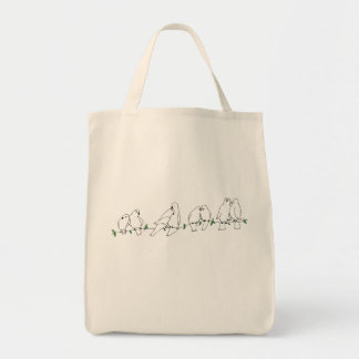 Love Birds Tote