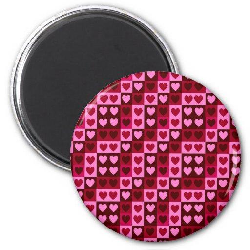 Love Blocks Refrigerator Magnets