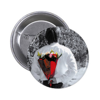 Love Bouquet Pin