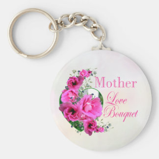 Love Bouquet Key Chain for Mother's Day