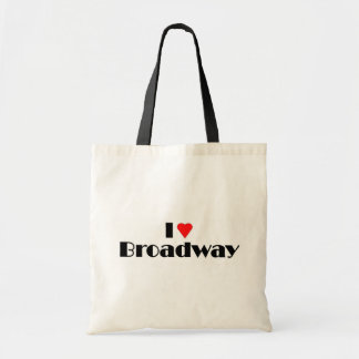 Love Broadway Tote Bag