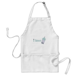 Love Bubble Tea Standard Apron