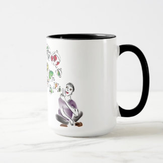 Love Bubbles Mug