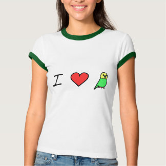 love budgies T-Shirt