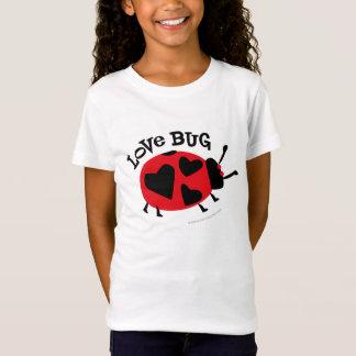Love Bug Cute Girls T-shirt