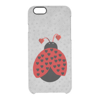 Love Bug iPhone 6 Clearly™ Deflector Case