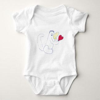 Love Bug Jersey Babies Bodysuit