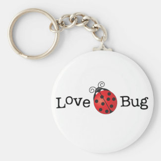 Love Bug - Ladybug Key Chain