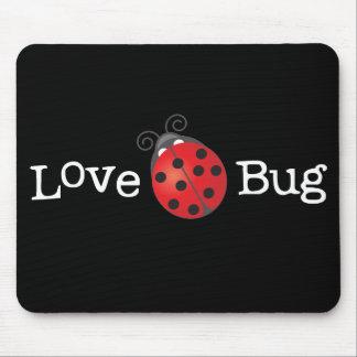 Love Bug - Ladybug Mousepads