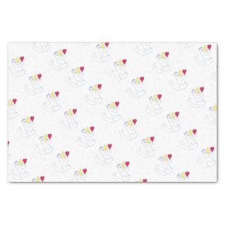 Love Bug Tissue Paper