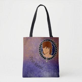 Love bug tote bag