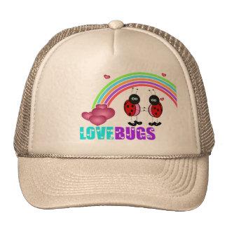 Love bugs Valentine's Day Hat