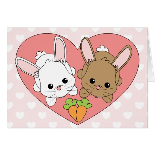 Love Bunnies Card