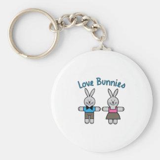 Love Bunnies Key Chains