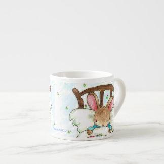 love bunny mug espresso mug