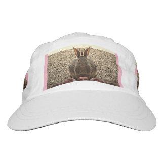 """""""Love Bunny"""" Woven Cap"""