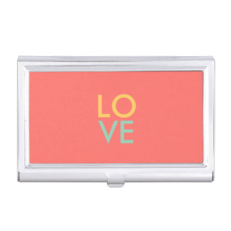 Love Business Card Holder