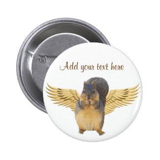 Love_Button Pin