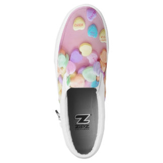 Love Candies Printed Shoes