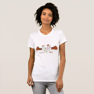 Love Care Save by Hailey Ray T-Shirt