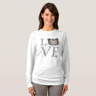 Love, Cat Lady Shirt