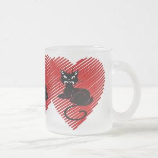 Love Cats Coffee Mugs