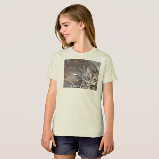 """Love Cats"" Painting on Children's T-Shirt"
