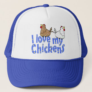 Love Chickens - Cap