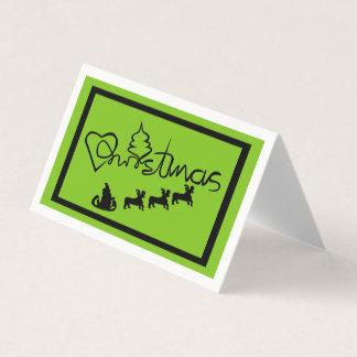 LOVE CHRISTMAS#holidayZ Card