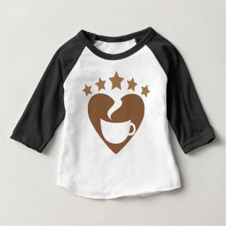 Love coffee baby T-Shirt