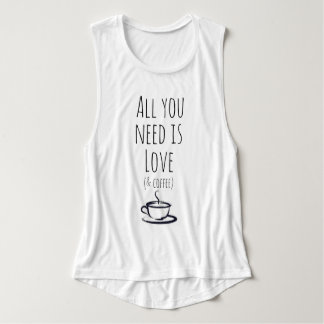 Love & Coffee Singlet