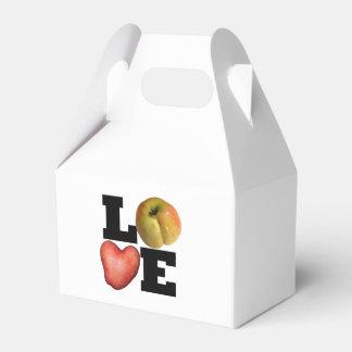 LOVE Collection Apple Potato Favor box