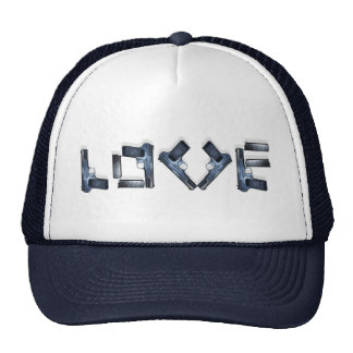 LOVE Collection - with shadows - Hat