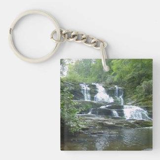 LOVE Conasauga Falls Keychain