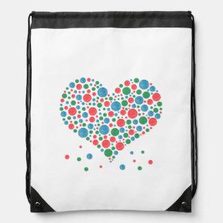 Love Confetti Backpack