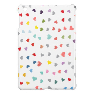 Love Confetti iPad Mini Cover