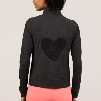 Love Connected black Jacket