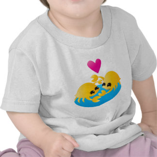Love Crabs Tee Shirt