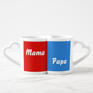 Love cup mummy & dad