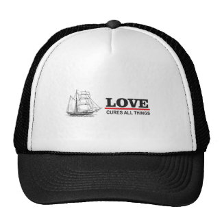 love cures all things cap