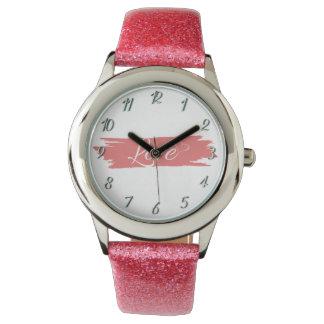Love Custom Watch 339 By Zazz_it