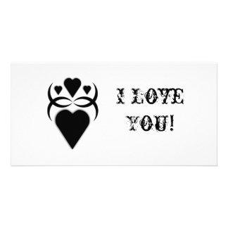Love Customised Photo Card
