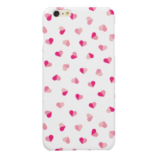 Love Cute Pink Heart Pattern