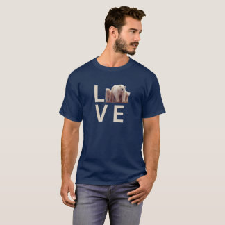 LOVE - Cute Polar Bears Cubs Arctic Wildlife Shirt