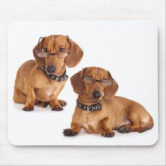 Love Dachshund Puppy Dog Mousepad