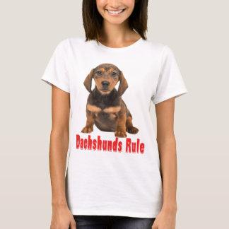 Love Dachshund Puppy Dog Tee Shirt