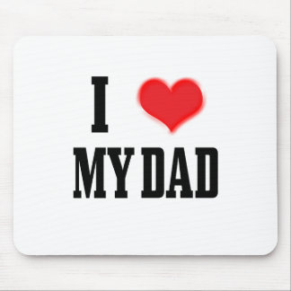 love dad mouse pad